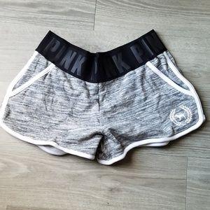 PINK Victoria's Secret track shorts